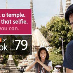 Jetstar: All-in Hot Fares from $79 to Bangkok, Da Nang, Hong Kong and more!