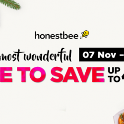 Honestbee: Coupon Code for $2 OFF + Free Delivery with Maybank Credit Cards