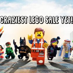 Mums SG: Craziest LEGO Warehouse Sale + Additional $15 OFF with $200 Spend!