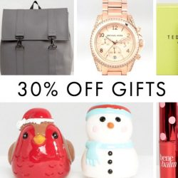 ASOS: 30% OFF Christmas Gifts + Our Top Picks!