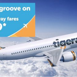 Tigerair: Airfare Promotion All-in One Way Fares from $39 to Penang, Phuket, Bangkok, Hong Hong & More