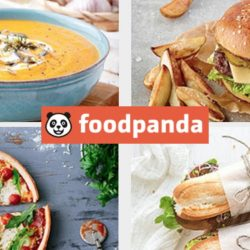 Foodpanda: Coupon Code for 20% OFF Western Cuisine