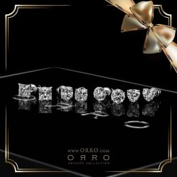 [ORRO Jewellery] Last minute Christmas Presents?Earrings as gifts provide that subtlety and sweetness in gesture. Come down to ORRO, and make