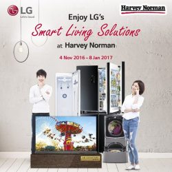 [Harvey Norman] It is never too early to start shopping for the Lunar New Year! Find out more about how you can