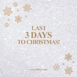 [DrGL] LAST 3 DAYS to enjoy 20% OFF selected DrGL products!Exclusively at www.DrGL.com only. T&C apply. Promotion
