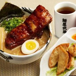 [MENYA MUSASHI] Menya Musashi 麺屋武蔵 been voted as Best Ramen in Singapore and Japan. Some of our most popular Ramen are Cha Shu