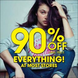 [Aeropostale] New Price Cuts At Most Stores! Final Days of In Store Savings! Hurry, before it's too late!