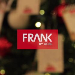 [FRANK by OCBC] Merry Christmas! Time to #GetMerrywithFRANK.Check out our FRANK Christmas Event earlier this month. In the holiday spirit, we made