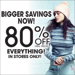 [Aeropostale] LAST 6 DAYS of Extreme Savings! Everything Must Be Sold!