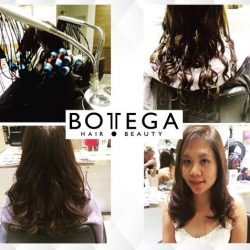 [BOTTEGA hair & beauty] Are you tired of curling your hair every day to tame the frizzy strands or give more volume to your