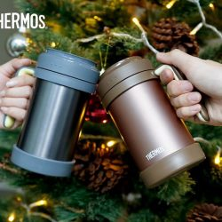 [Thermos] Fun night? We know. Remember to stay hydrated after all that partying!#ThermosSG