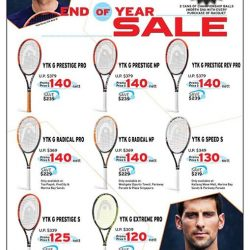 [World of Sports] Who's counting? The #2017 🎾 season is about to start! #tennis #gametime #atp #headtennisHead in-stores today for exclusive