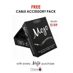 [Stereo] Get a free Chord Mojo cable accessory pack with every purchase, while stocks last!Shop Now: http://www.stereo.com.