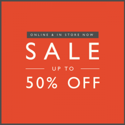 [Jack Wills] It's on! Enjoy up to 50% off everything in the Jack Wills Sale.
