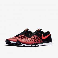 [Nike Singapore] The durable, lightweight Nike Train Speed 4 Men's ($179) Training Shoe delivers powerful lockdown for daily workouts thanks to
