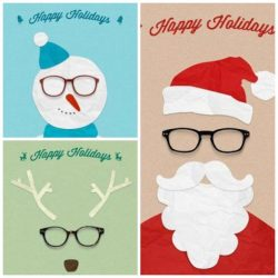 [The Lens Men] May your Christmas Day be merry and eyes! We're open throughout the long weekend with rush services on ophthalmic