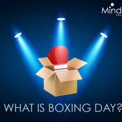 [MindChamps Medical] FUN FACT: Did you know? Contrary to popular belief, boxing day derives not from the sport of fighting with the