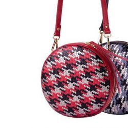 [Isetan] Up for grabs! Calonge's handwoven sling bag is now $180 (Usual $359)! Promotion starts from 30 Dec - 5 Jan,