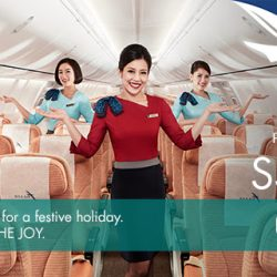 SilkAir: Exclusive Mastercard All-in Return Fares from $189 to Penang, Phuket, Medan, Phnom Phenh & More!