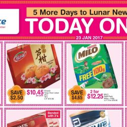 NTUC FairPrice: Special ONE-DAY Only Deals