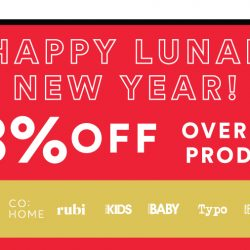 Cotton On: CNY Sale - 38% OFF Over 3,500 Products Online!