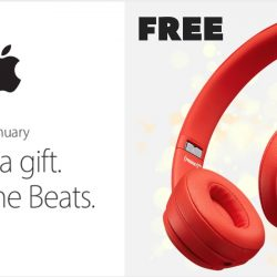 Apple Store: FREE Beats Solo3 Wireless On-Ear Headphones with Selected Mac or iPhone Purchase