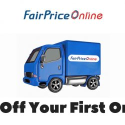 NTUC FairPrice: Coupon Code for $12 OFF Your First Order Online!