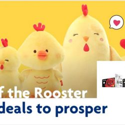 Miniso: Enjoy $5 OFF When You Spend Min. $50 with Your UOB Card!