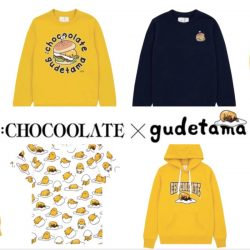 i.t Labels: :CHOCOOLATE x GUDETAMA Collection!