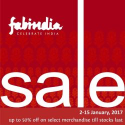 [Fabindia] Fabindia sale  now in Singapore Stores. #Paragon #VivoCity