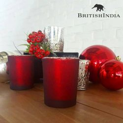 [BritishIndia] We're giving away red tea light stands with purchases of RM1800 and over!#fashion #home #lifestyle #Christmas #offers #promotions #