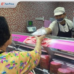 [NTUC FairPrice] Dealing with Mr Jimmy Per is just like dealing with the friendly butcher from your neighbourhood market.Equipped with a