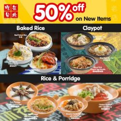 [EAT @ TAIPEI] It's the start of a new year, and we wouldn't want you to miss out on our special