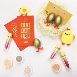 [Etude House Singapore] Spring is here! Enjoy a prosperous Lunar New Year with our lucky ETUDE HOUSE red packets. Spend $30 and get