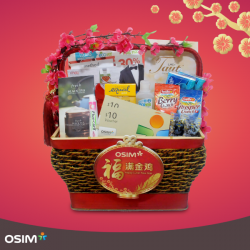 [OSIM] The gift of good fortune is still here! Make your start to the Lunar New Year extra prosperous when you