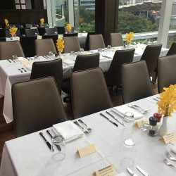 [Dallas Restaurant & Bar] If you're looking for a place to hold your company parties, Dallas offers a grand experience overlooking the city'