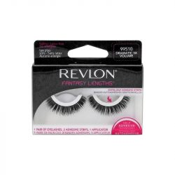 [VENUS BEAUTY] Revlon Eyelashes #99510 Dramatic 3X Volume S$7.90 safest, latex free - no allergies 1 pair of eyelashes, 2 adhesive