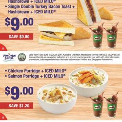 [Long John Silver's] Have a great start to the weekend with a sumptuous breakfast!Check out more coupons at https://goo.gl/Noep9v.