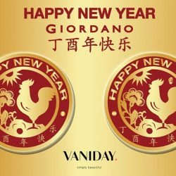 [GIORDANO Singapore] Vaniday is the handy app to book your next beauty appointments and be rewarded!We have partnered with Vaniday to