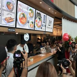[Ippudo Express] Special thanks to our dear media friends for coming down to KURO-OBI's media preview and enjoy our 100%