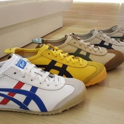 [Limited Edt] RESTOCKS..MEXICO 66IN 1966 DURING THE PRE-OLYMPIC TRIALS, ONITSUKA TIGER INTRODUCED A SHOE - FORMERLY KNOWN AS THE LIMBER -