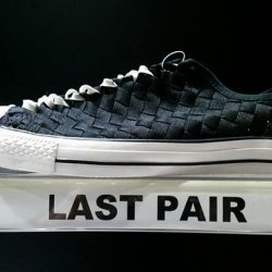 [Limited Edt] CT AS Weave Ox, US 11 Retail: $139, Discounted: $79 Last pair deal, additional 10% off.