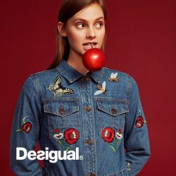 [Desigual] Don't keep waiting for the second round! Now with 50% off! ➡ http://desigual.me/SalesAW16