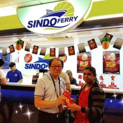 [SINDO FERRY] Congrats to our passenger who has just won $128 cash!   🎉🎉 🎉Book your ferry tickets with #sindoferry and stand a chance