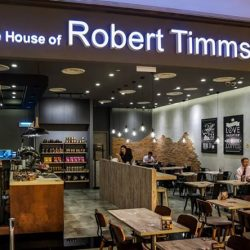[The House of Robert Timms] We offer a modern function space amidst a casual atmosphere, perfect for corporate and social events of sorts at both