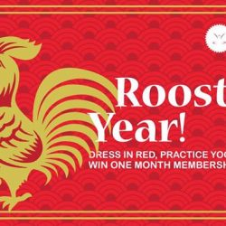[Platinum Yoga] CHINESE NEW YEAR HAS NEVER BEEN THIS GOOD!1) Dress in Red (Try to be in obvious Red!), If You