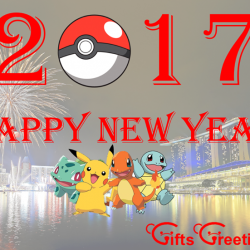 [Gifts Greetings] Finally we bid farewell to 2016 and welcome the arrival of 2017! We at Gifts Greetings will like to wish