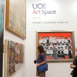 [UOB Bank] Thank you for making our debut at Art Stage Singapore 2017 a success.As part of our long-term support