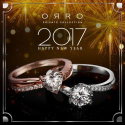 [ORRO Jewellery] From the bottom of our hearts... Thank you & Happy New Year!On behalf of the team at ORRO, we would