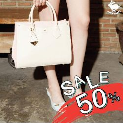 "[Jelly Bunny] Jelly Bunny ""END OF SEASON SALE UP TO 50%""Make your shopping more fun with the special price ever! Grab"